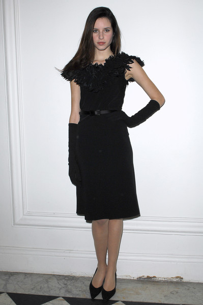 Agnès B. at Paris Fall 2010
