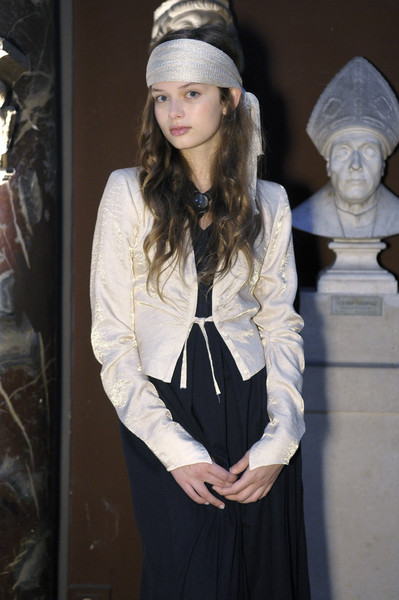 Agnès B. at Paris Spring 2010