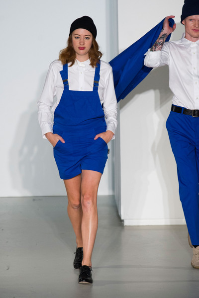 Agnès B. at Paris Spring 2013