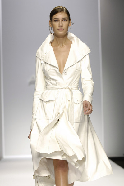 Aigner at Milan Spring 2006