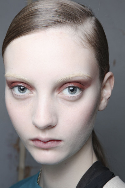 Akris at Paris Fall 2011 (Backstage)
