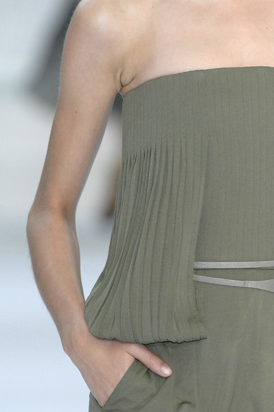 Akris at Paris Spring 2009 (Details)