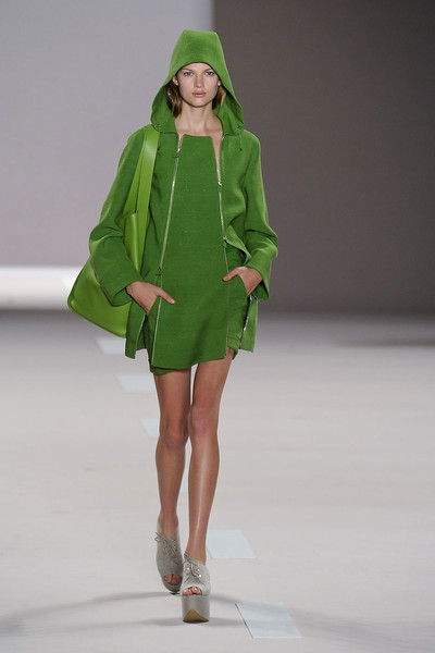 Akris at Paris Spring 2012