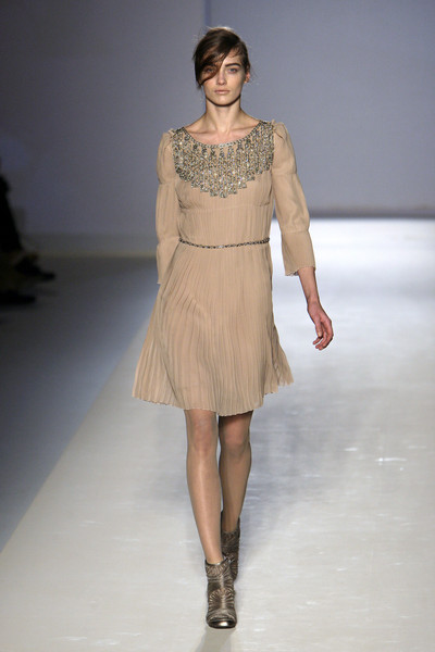 Alberta Ferretti at Milan Fall 2010