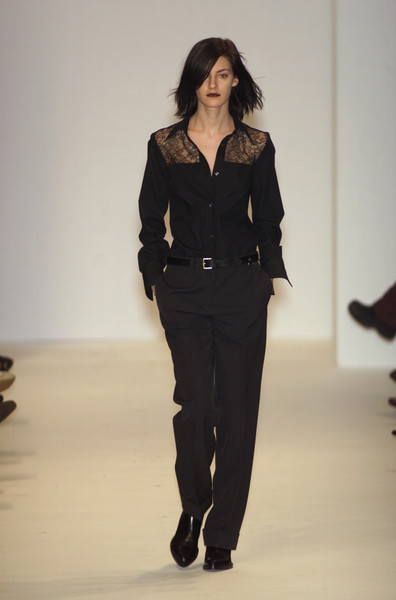 Alberto Biani at Milan Fall 2001