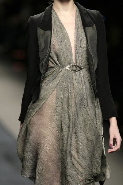 Alessandro de Benedetti at Milan Spring 2007 (Details)