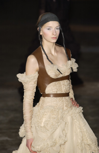 Alexander McQueen at Paris Fall 2002