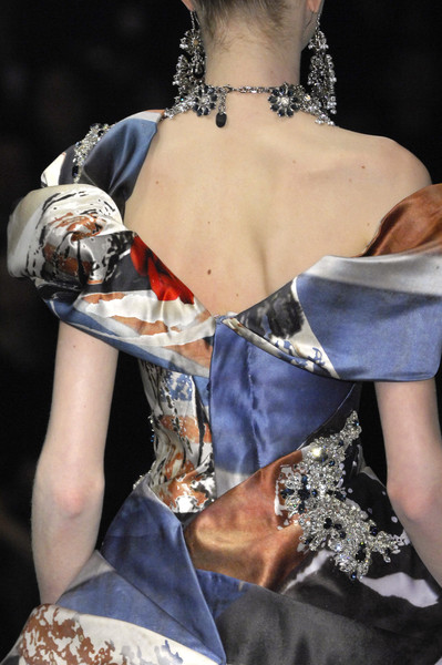Alexander McQueen at Paris Fall 2008 (Details)