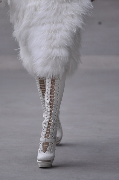 Alexander McQueen at Paris Fall 2011 (Details)