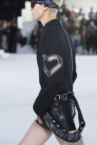 Alexander Wang Collection 1 at New York Spring 2019 (Details)