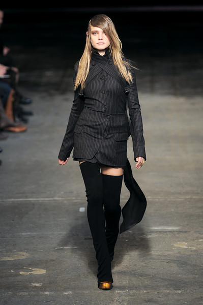 Alexander Wang at New York Fall 2010