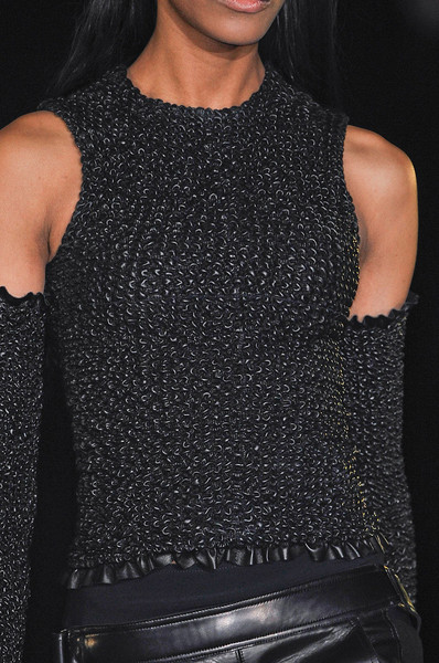 Alexander Wang at New York Fall 2012 (Details)
