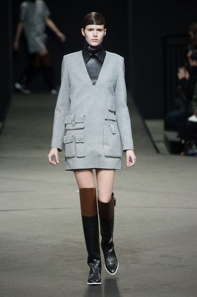 Alexander Wang at New York Fall 2014