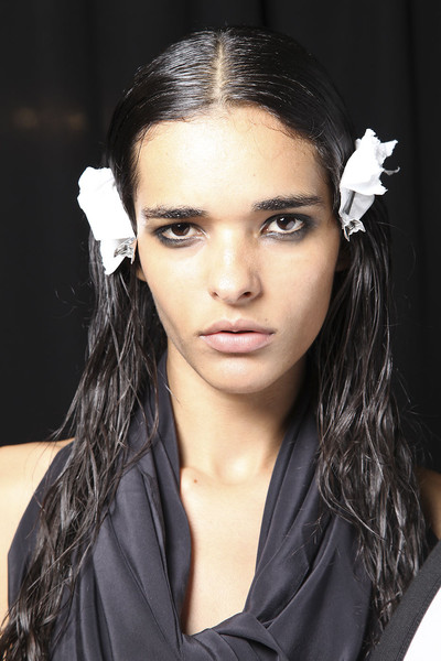 Alexander Wang at New York Spring 2012 (Backstage)