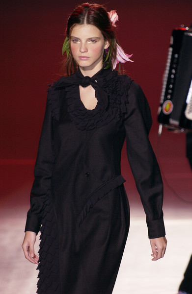 Alexandre Herchcovitch at New York Fall 2005