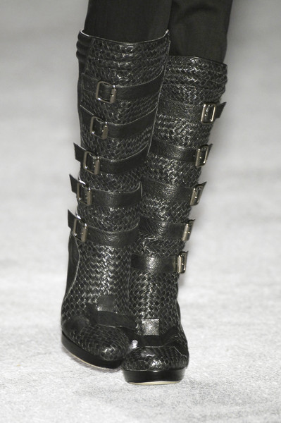 Alexandre Herchcovitch at New York Fall 2006 (Details)