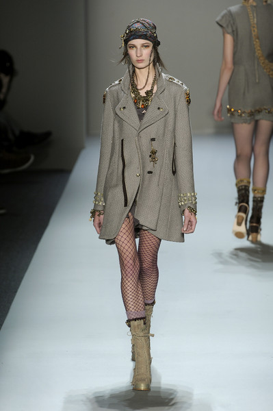 Alexandre Herchcovitch at New York Fall 2010