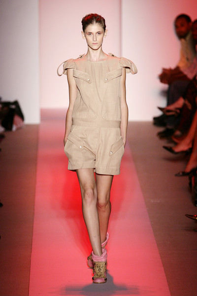 Alexandre Herchcovitch at New York Spring 2009