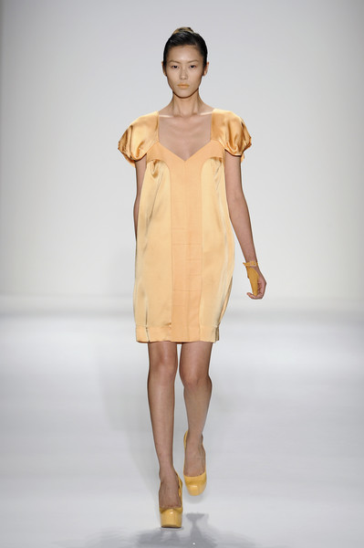 Alexandre Herchcovitch at New York Spring 2011