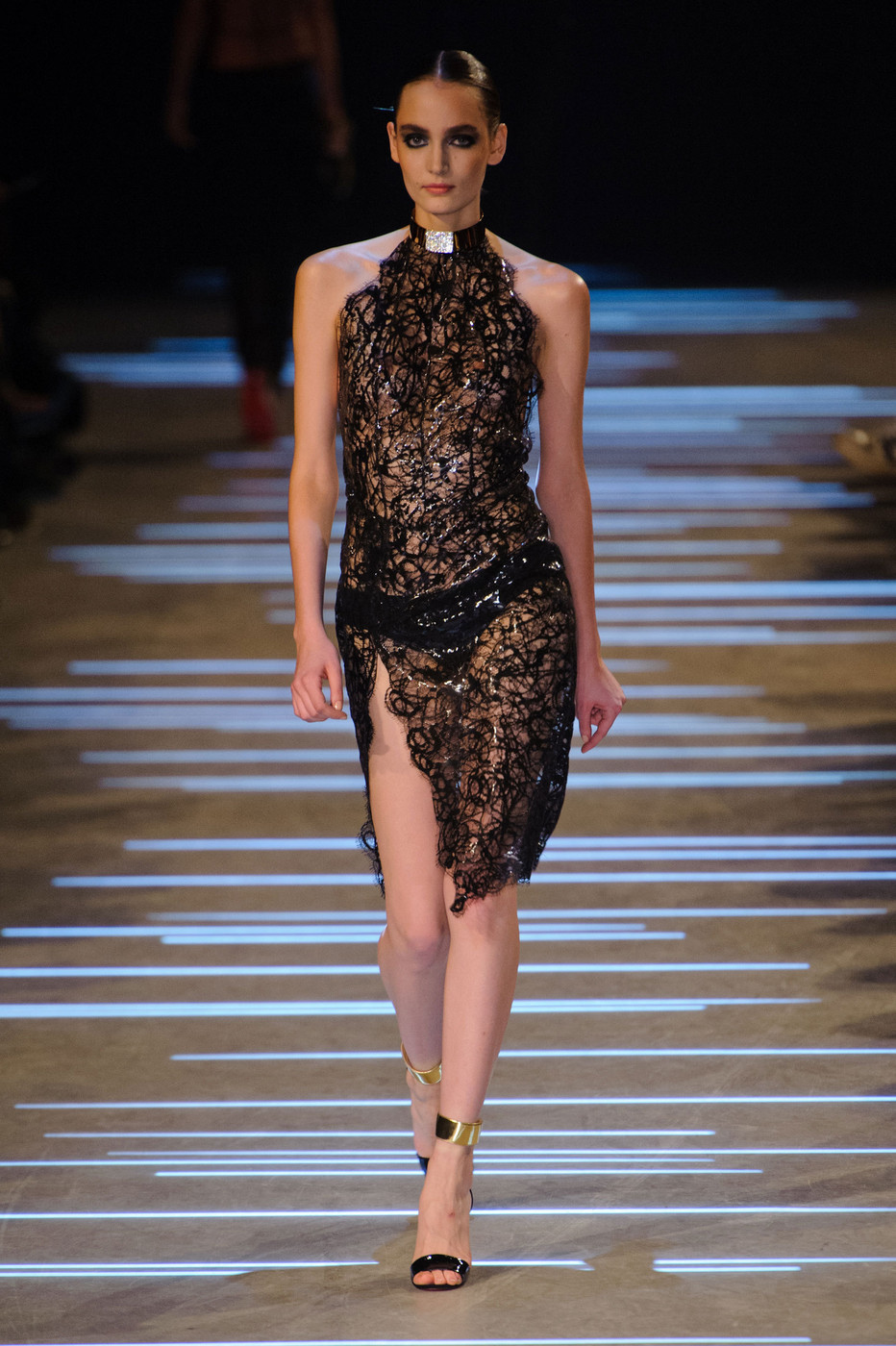 Alexandre vauthier at couture spring 2013 livingly for Robes de mariage de betsey johnson
