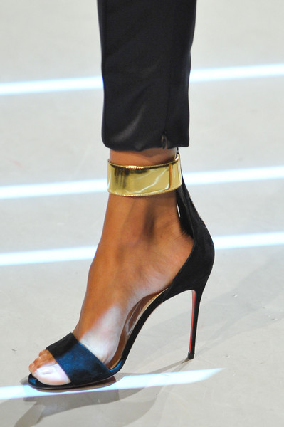 Alexandre Vauthier at Couture Spring 2013 (Details)