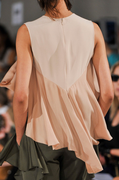 Alexis Mabille at Paris Spring 2014 (Details)