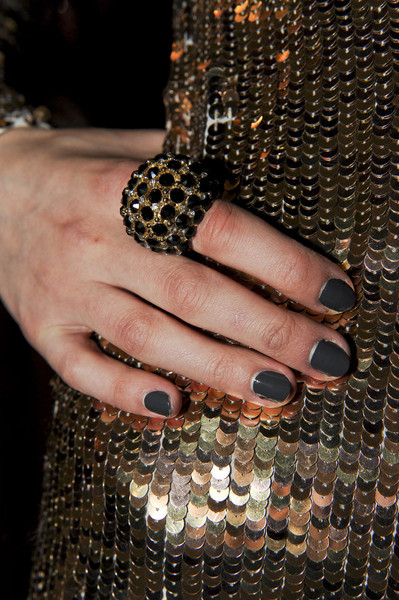 Alice + Olivia at New York Fall 2011 (Details)