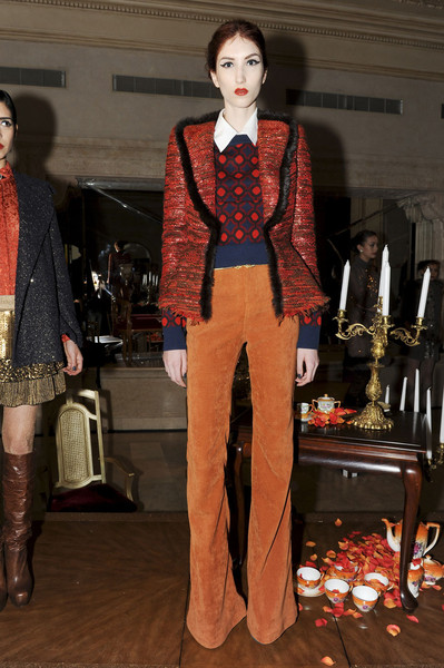 Alice + Olivia at New York Fall 2011