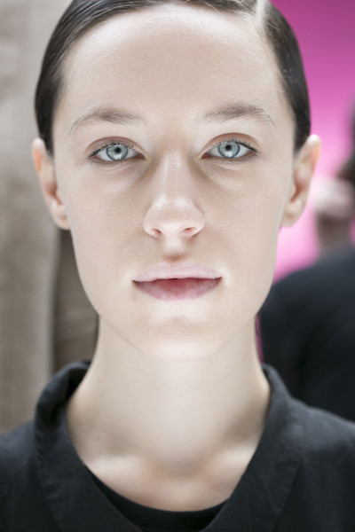 Allude at Paris Fall 2013 (Backstage)