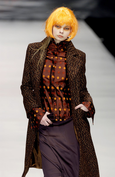 Alviero Martini at Milan Fall 2003