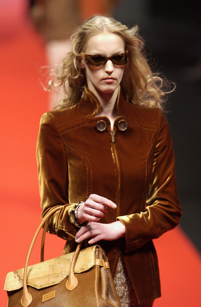 Alviero Martini at Milan Fall 2004