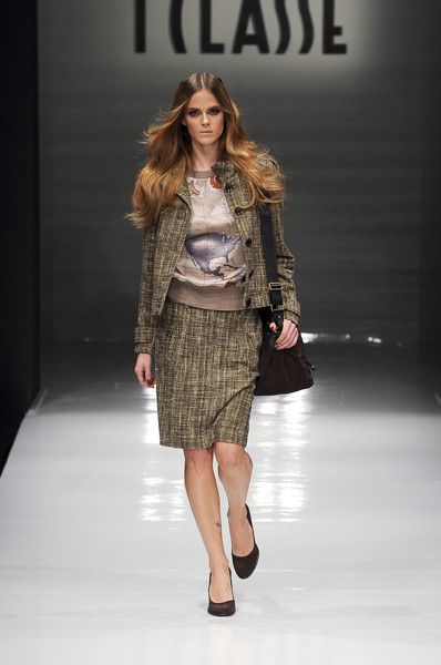 Alviero Martini at Milan Fall 2008
