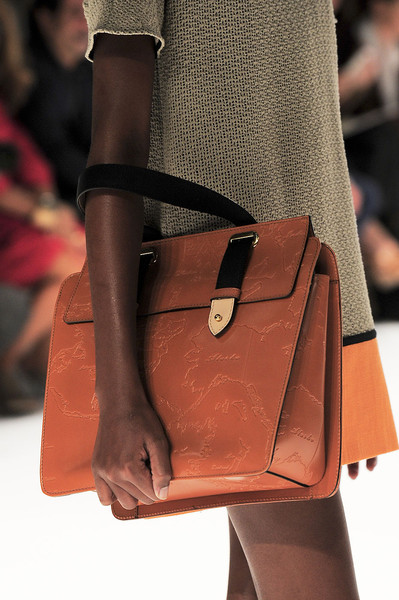 Alviero Martini First Class at Milan Spring 2012 (Details)