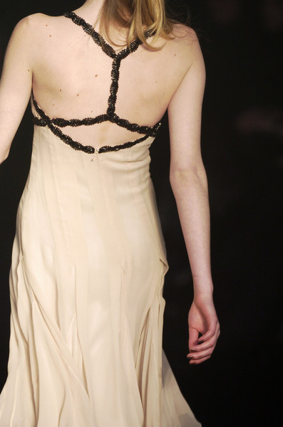 Amanda Wakeley at London Fall 2006 (Details)