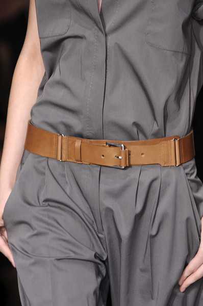 Amanda Wakeley at London Spring 2009 (Details)