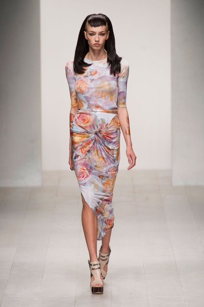 Aminaka Wilmont at London Spring 2013