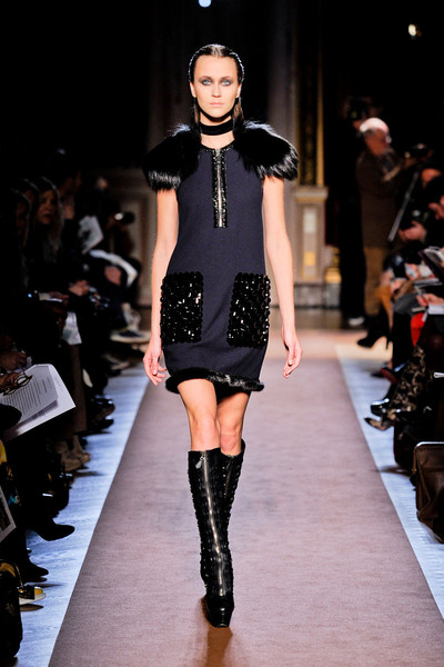 Andrew Gn at Paris Fall 2012