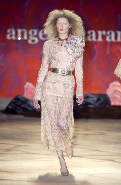 Angelo Marani at Milan Fall 2005