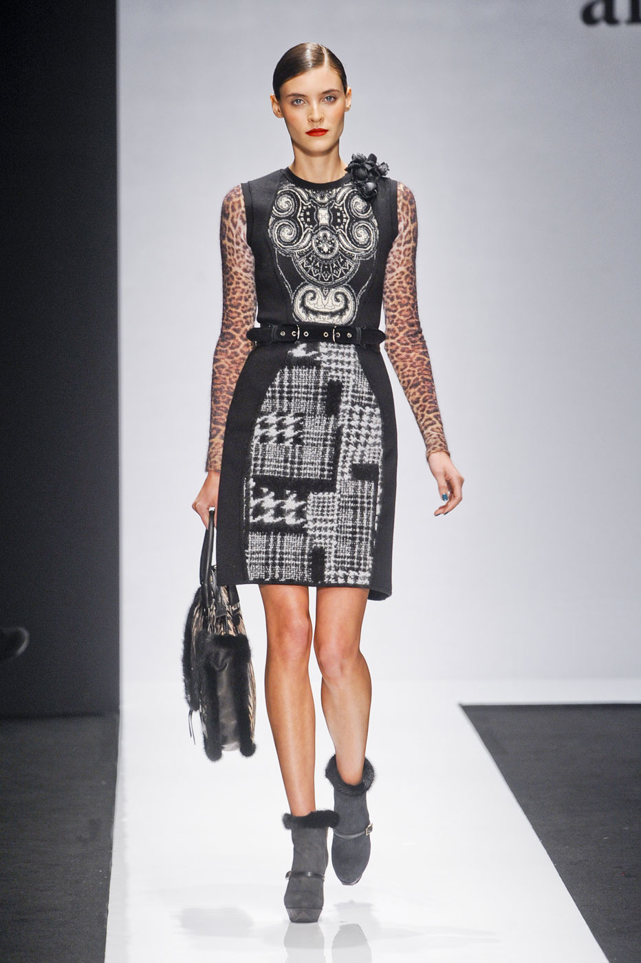 Angelo Marani at Milan Fashion Week Fall 2012