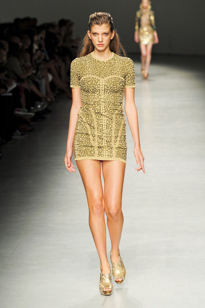 Angelo Marani at Milan Spring 2012