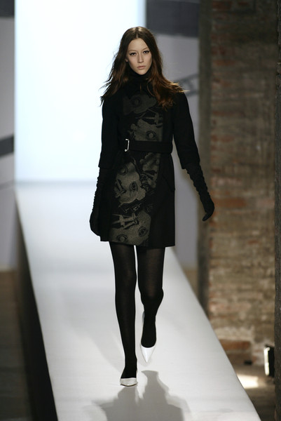 Anna Molinari at Milan Fall 2007