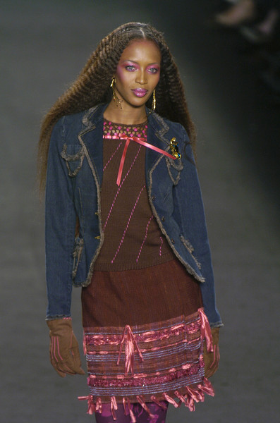 Anna Sui at New York Fall 2004