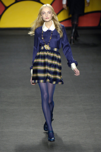 Anna Sui at New York Fall 2006
