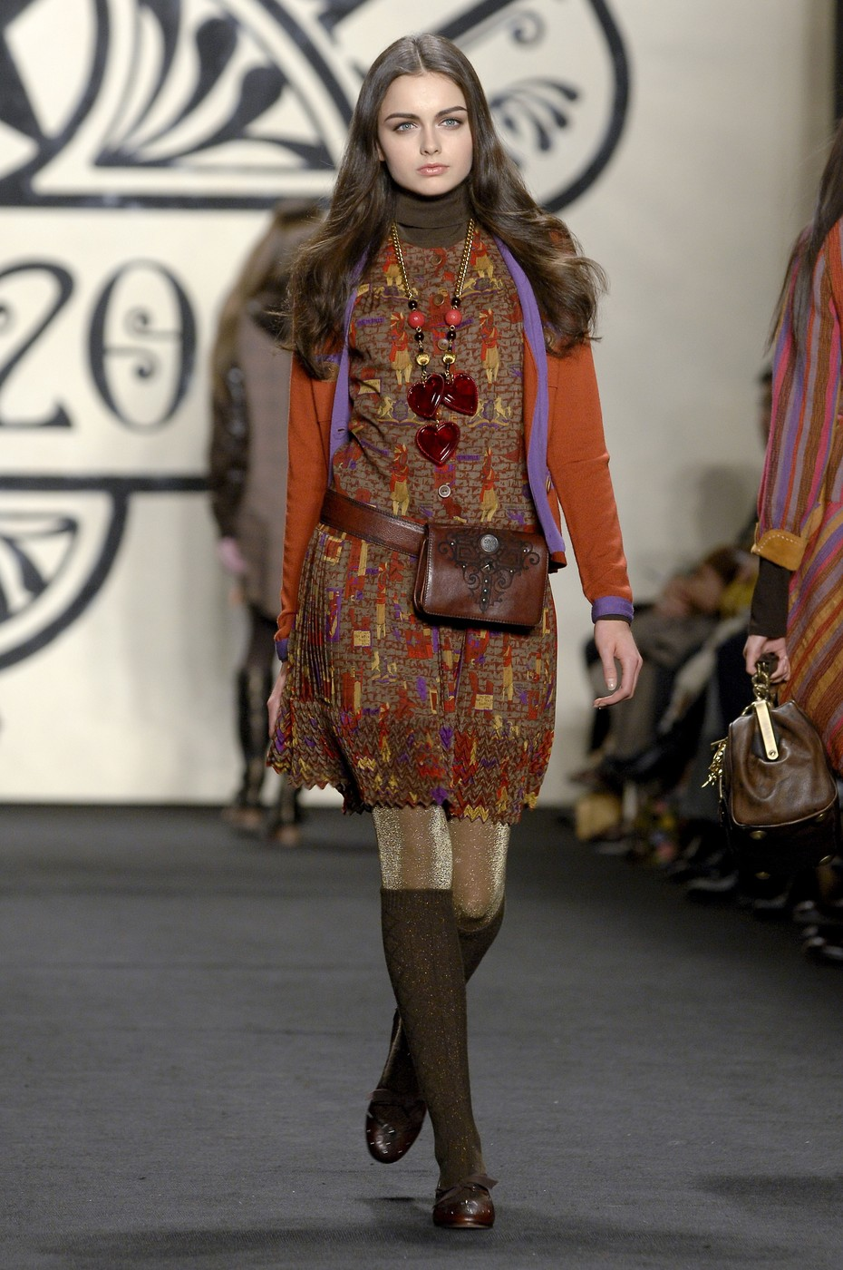 Anna Sui Fall 2018 Ready-to-Wear Collection - Vogue 92