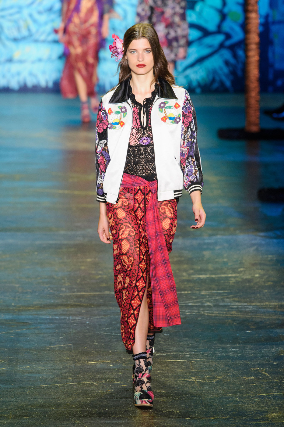 Anna Sui Fall 2018 Ready-to-Wear Collection - Vogue 79