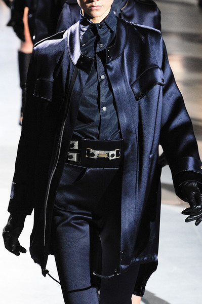 Anthony Vaccarello at Paris Fall 2012 (Details)