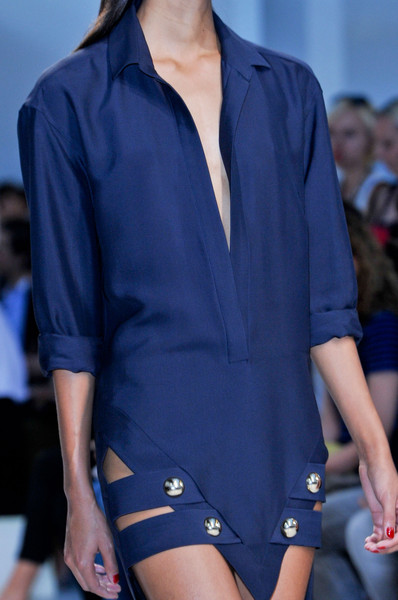 Anthony Vaccarello at Paris Spring 2014 (Details)