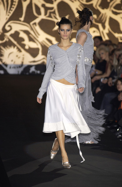 Antonio Berardi at Milan Fall 2002