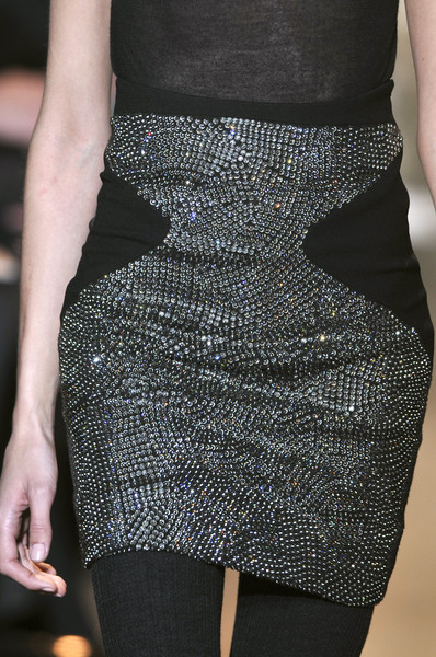 Antonio Berardi at Paris Fall 2009 (Details)
