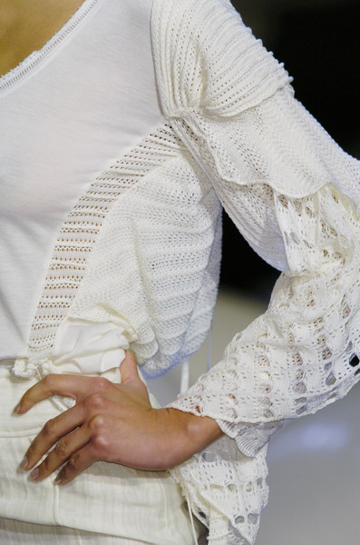 Antonio Berardi at Paris Spring 2006 (Details)